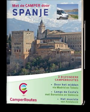 Met de CAMPER door Spanje
