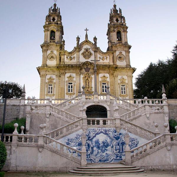 Kerk Lamego, Portugal