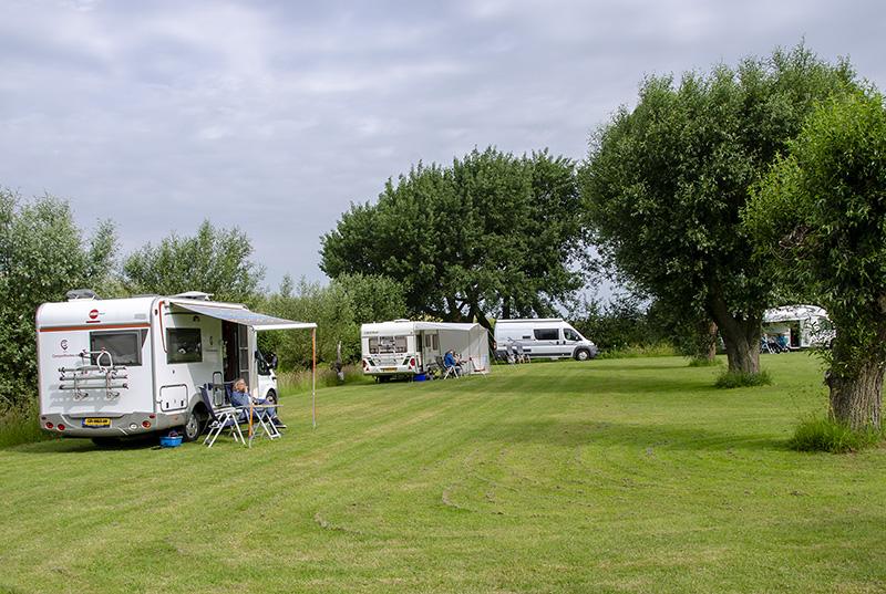 Camping Veldhuis bij Blokzijl
