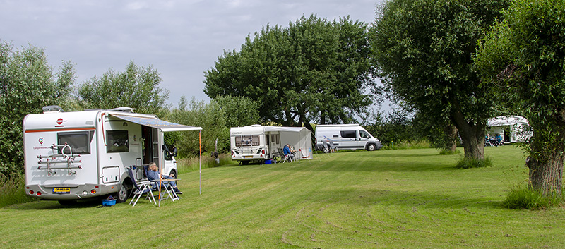 Blokzijl, Camping Veldhuis