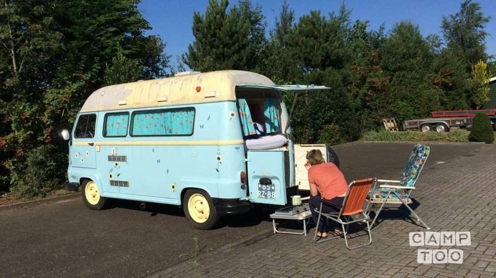 Renault Estafette als camper