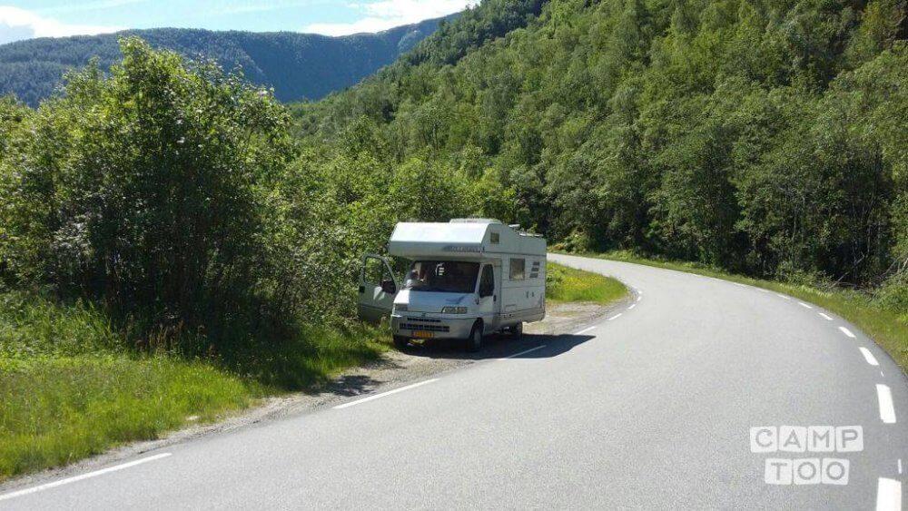 Camper onderweg, Camptoo