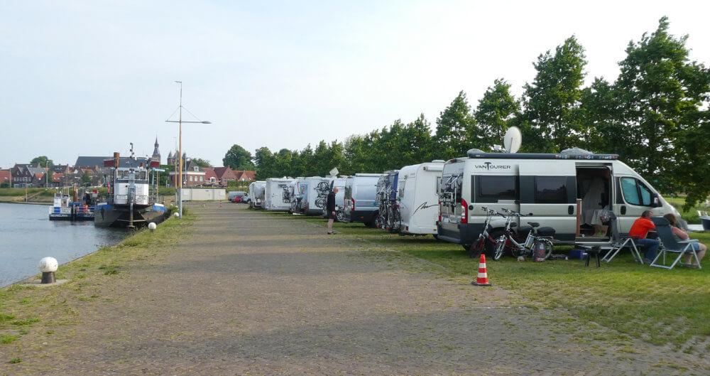 Camperplaats Hattem