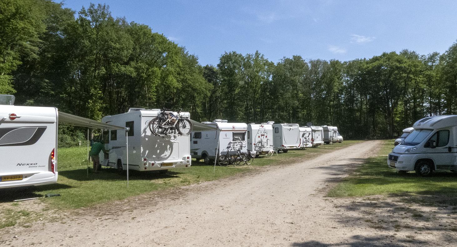 Camperplaats De Boskamer, Ootmarsum