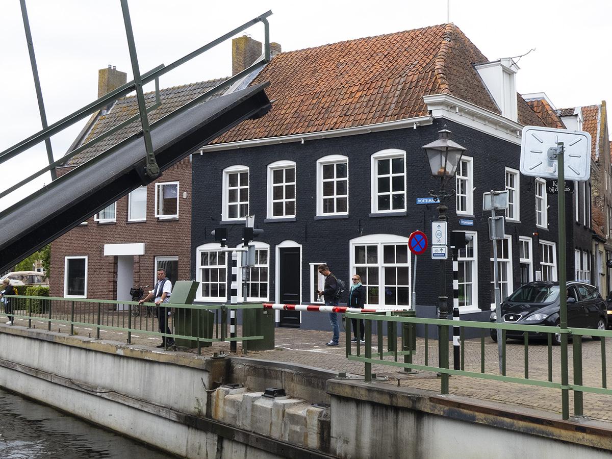 Restaurant Kaatje bij de Sluis in Blokzijl