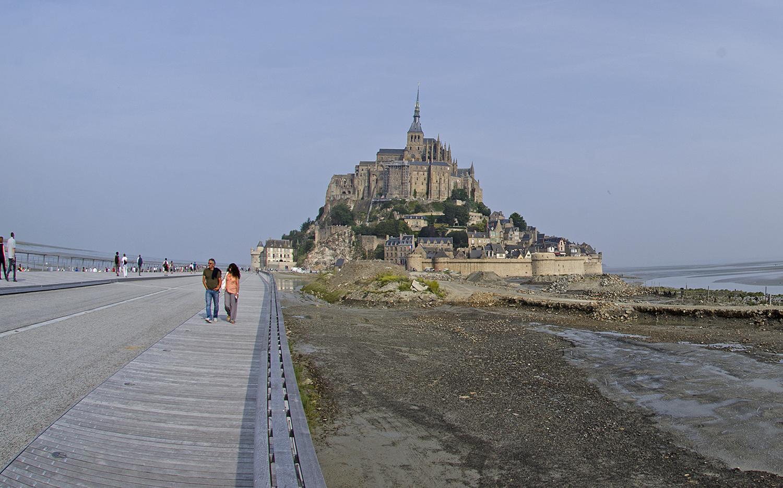 Mont-Saint-Michel, Frankrijk